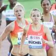 Lausanne, 9. Juli 2015, Leichtathletic IAAF Diamond League - Athletissima 2015, 800m, Selina Buechel (SUI) (Daniel Mitchell/EQ Images)