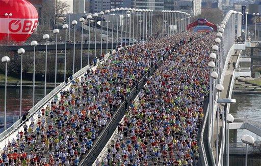 Austria Vienna City Marathon