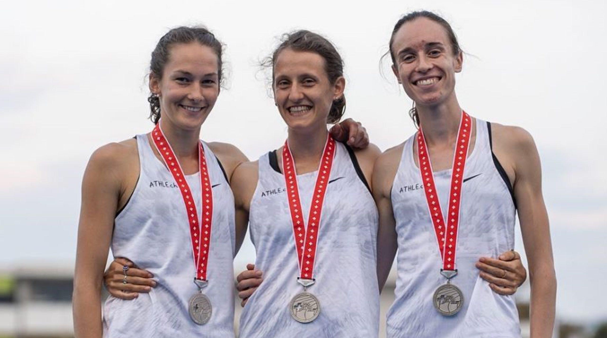 Championnats Suisses De Relais A Zoug Athle Ch